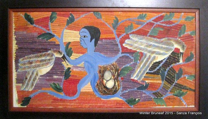 djilatendo, lubaki, pili pili, mwenze, romain-desfossés, art d'afrique, art du congo, congo belge, congo rdc, galerie ambre congo, peintres africains, pierre loos, winter b sablon 2015