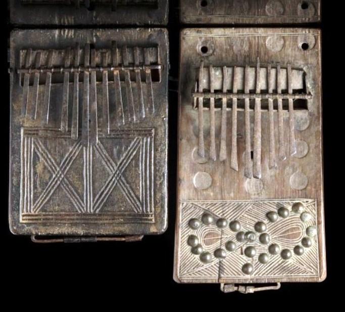 CHOKWE - Two thumb pianos.jpg