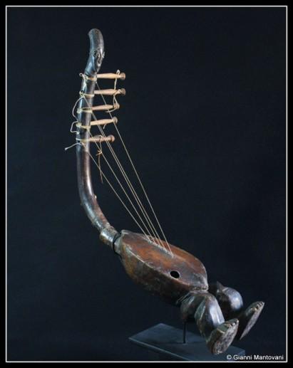 nzakara,harpe