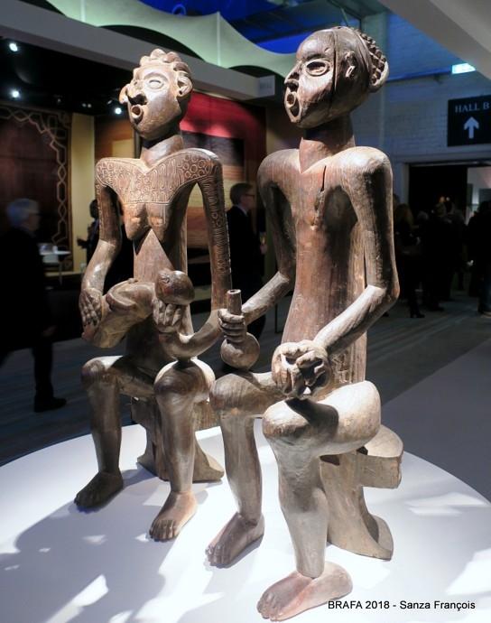 art d'afrique,art d'asie,art du monde,bernard de grunne,brafa 2018